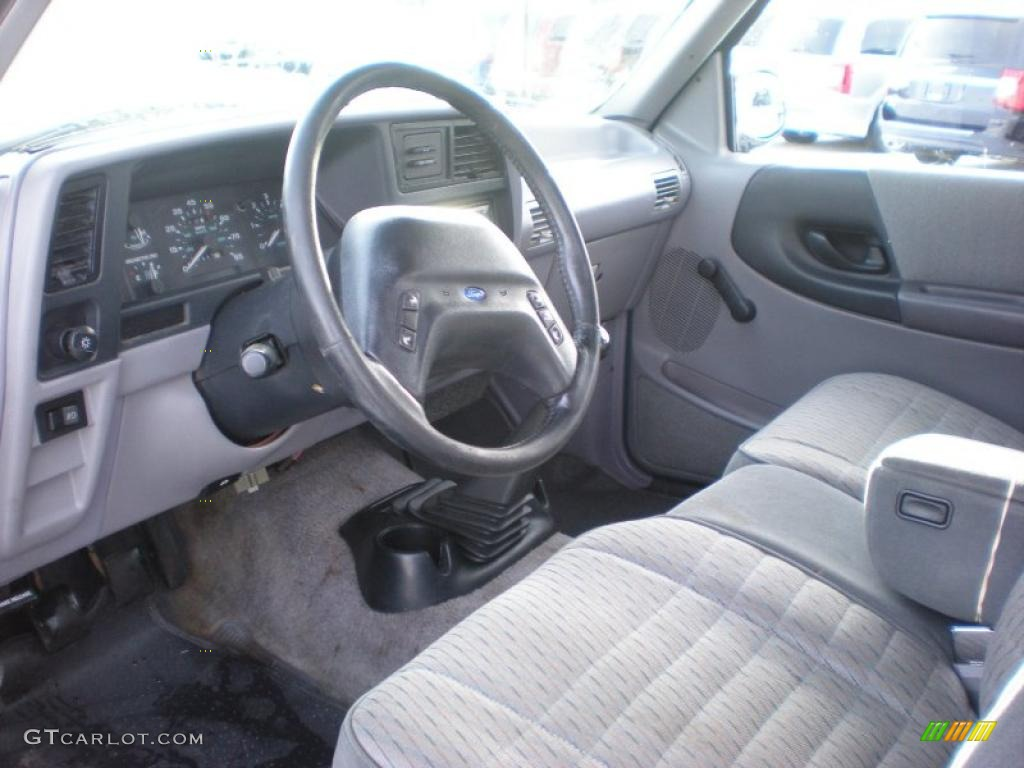 1993 ford ranger stx extended cab 4x4 interior color. Black Bedroom Furniture Sets. Home Design Ideas