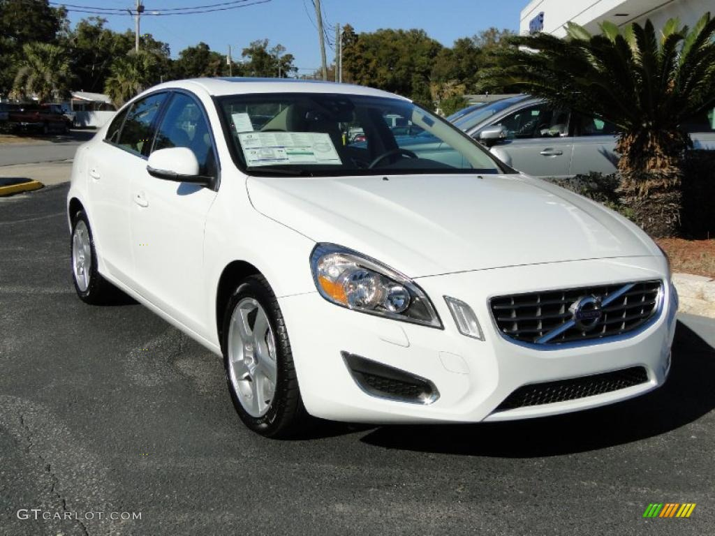 ice white 2012 volvo s60 t5 exterior photo 44146689. Black Bedroom Furniture Sets. Home Design Ideas