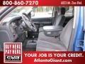 2002 Atlantic Blue Pearl Dodge Ram 1500 ST Quad Cab 4x4  photo #6