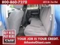 2002 Atlantic Blue Pearl Dodge Ram 1500 ST Quad Cab 4x4  photo #7