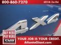 2002 Atlantic Blue Pearl Dodge Ram 1500 ST Quad Cab 4x4  photo #8