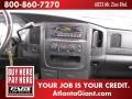 2002 Atlantic Blue Pearl Dodge Ram 1500 ST Quad Cab 4x4  photo #10