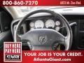 2002 Atlantic Blue Pearl Dodge Ram 1500 ST Quad Cab 4x4  photo #11