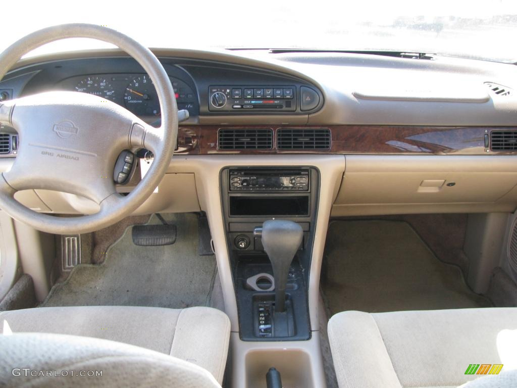 nissan altima 1997 gxe specifications