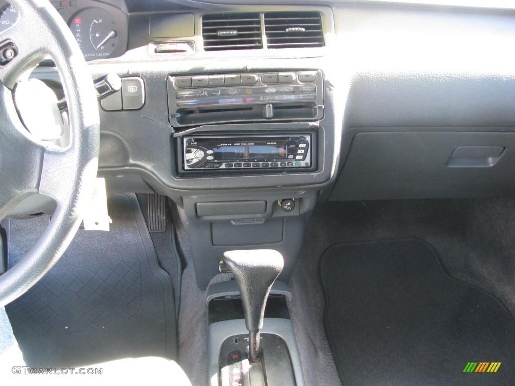 honda civic coupe 1995 interior