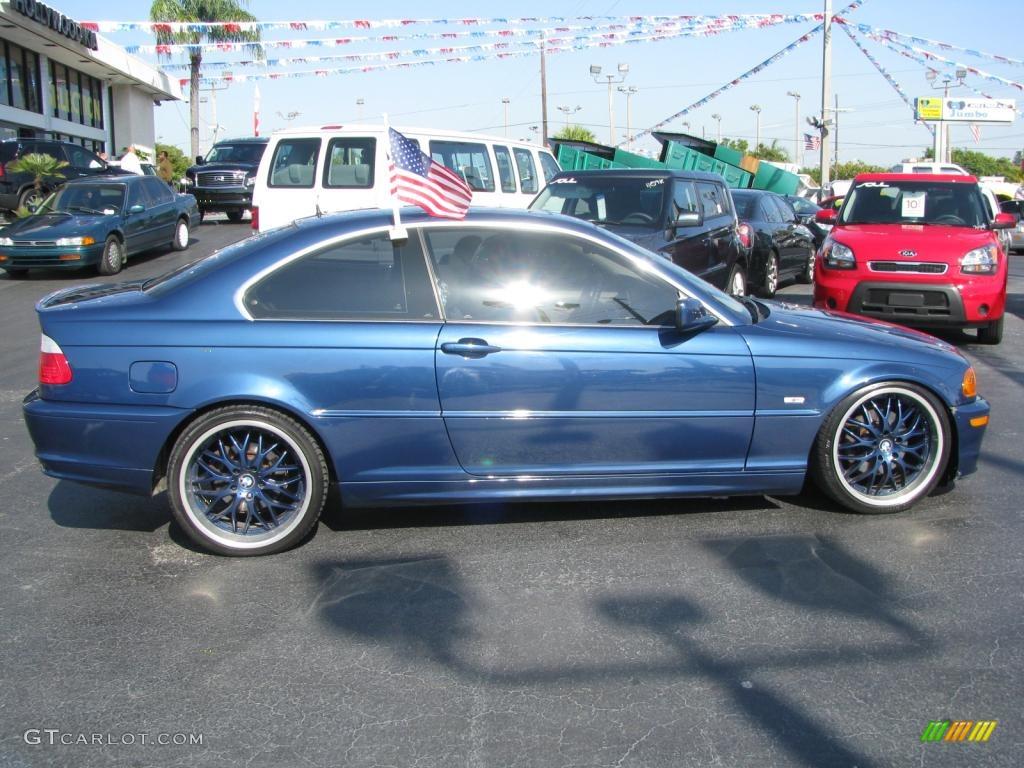 2000 Bmw 3 Series 328i Coupe Custom Wheels Photo 44176337