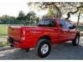 2002 Flame Red Dodge Ram 1500 Sport Quad Cab 4x4  photo #7