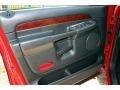 2002 Flame Red Dodge Ram 1500 Sport Quad Cab 4x4  photo #21