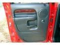 2002 Flame Red Dodge Ram 1500 Sport Quad Cab 4x4  photo #23