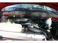 2002 Flame Red Dodge Ram 1500 Sport Quad Cab 4x4  photo #86
