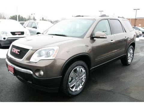 2010 gmc acadia data info and specs. Black Bedroom Furniture Sets. Home Design Ideas