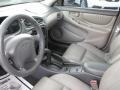 Pewter Interior Photo for 2000 Oldsmobile Alero #44186343
