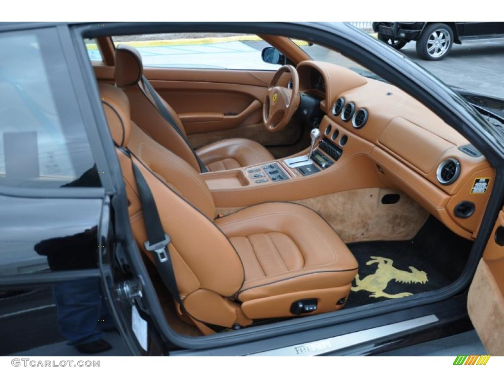 2001 ferrari 456m gta interior photo 44197473