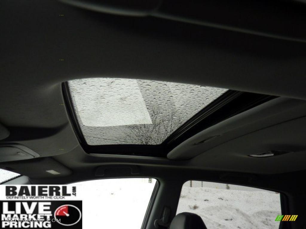 2008 CR-V EX-L 4WD - Royal Blue Pearl / Black photo #13