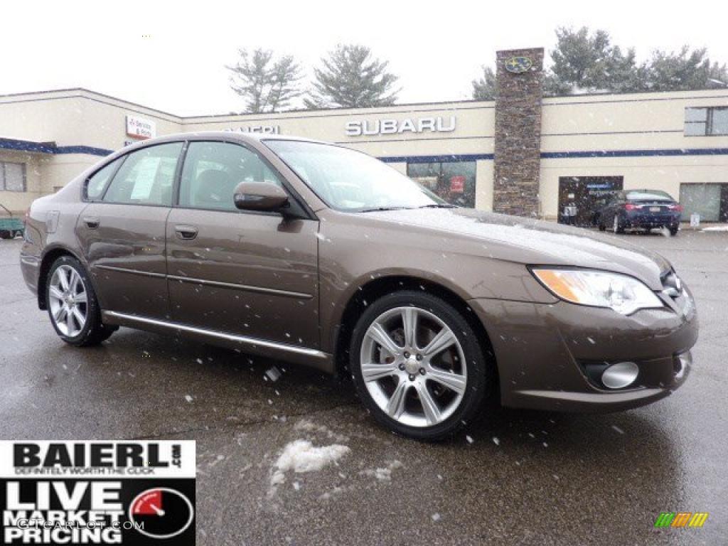 2009 deep bronze metallic subaru legacy 3 0r limited 44203066 gtcarlot com car color galleries gtcarlot com
