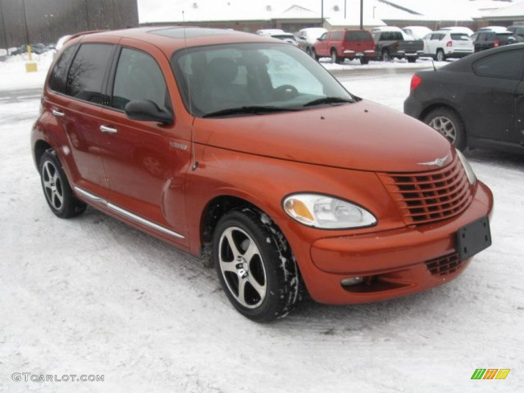 2003 chrysler pt cruiser dream cruiser series 2 exterior. Black Bedroom Furniture Sets. Home Design Ideas