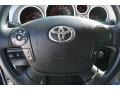 Graphite Gray Steering Wheel Photo for 2010 Toyota Tundra #44226733