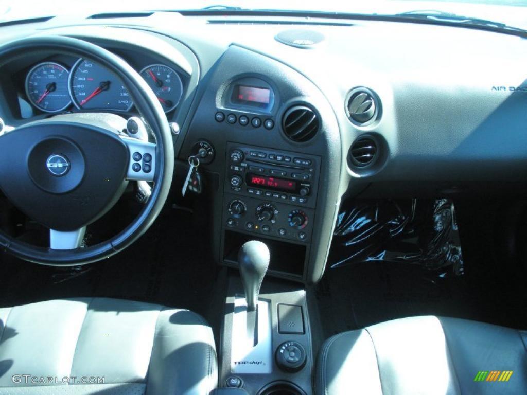 on 2002 Pontiac Grand Prix Transmission