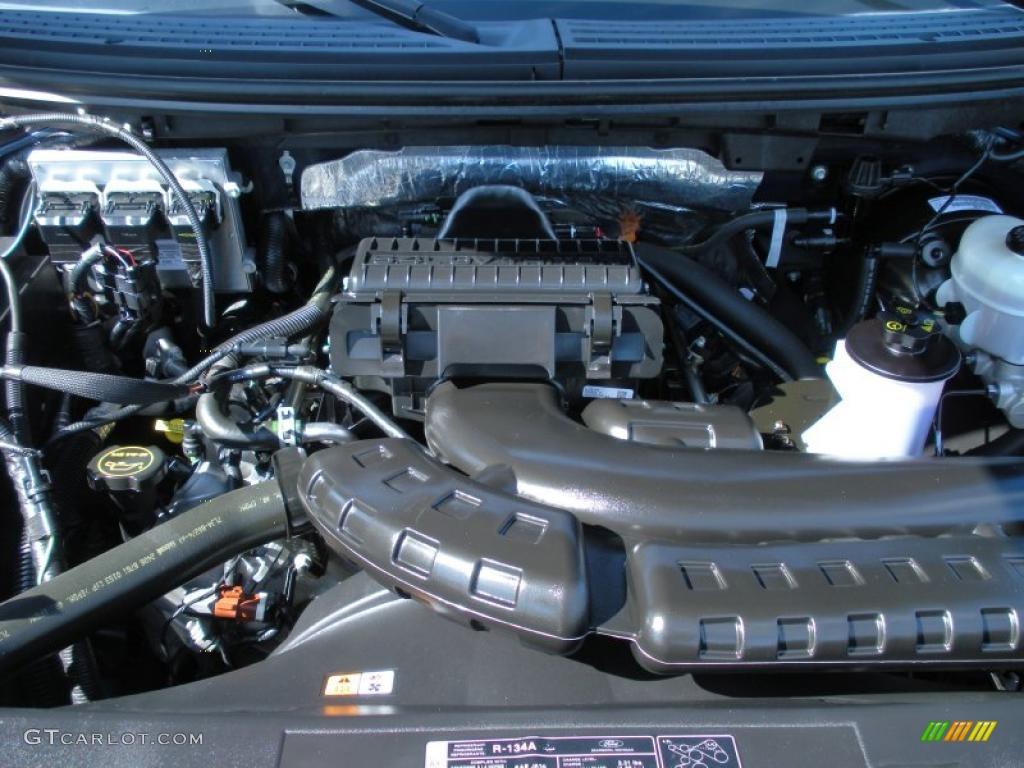 2007 ford f150 xlt supercab 5 4 liter sohc 24 valve triton for Motor ford f150 v8
