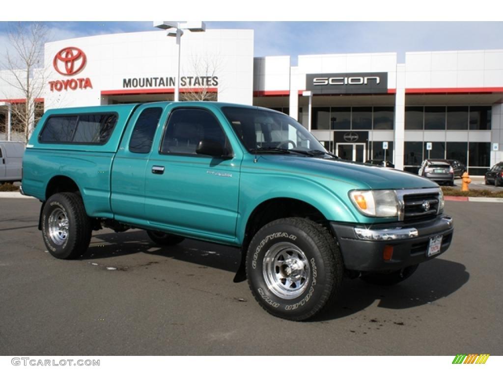 1998 Toyota Tacoma Autos Post
