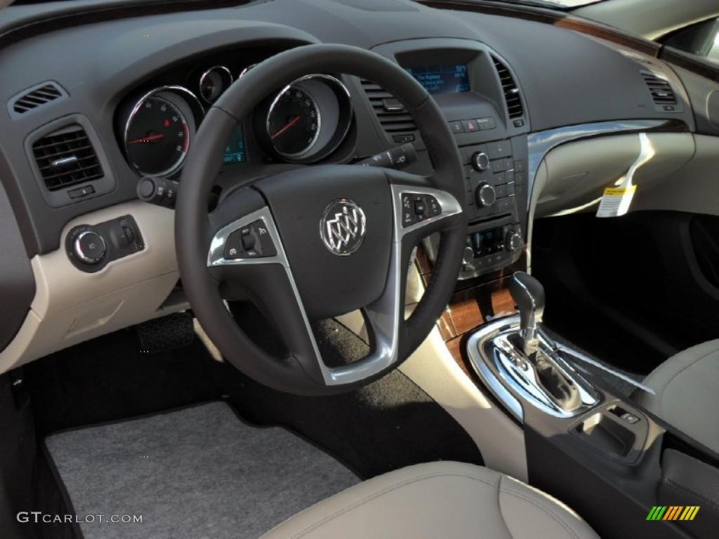 cashmere interior 2011 buick regal cxl photo 44233513. Black Bedroom Furniture Sets. Home Design Ideas