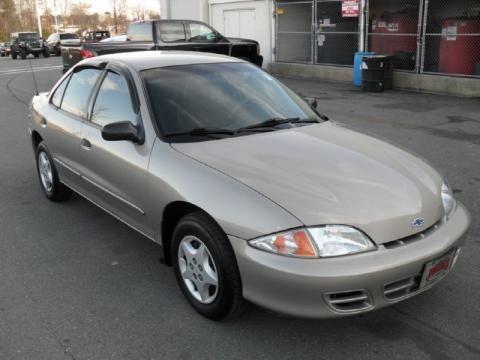 2002 Chevrolet Cavalier Sedan Data, Info and Specs