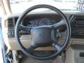 Tan Steering Wheel Photo for 2002 Chevrolet Silverado 1500 #44250819