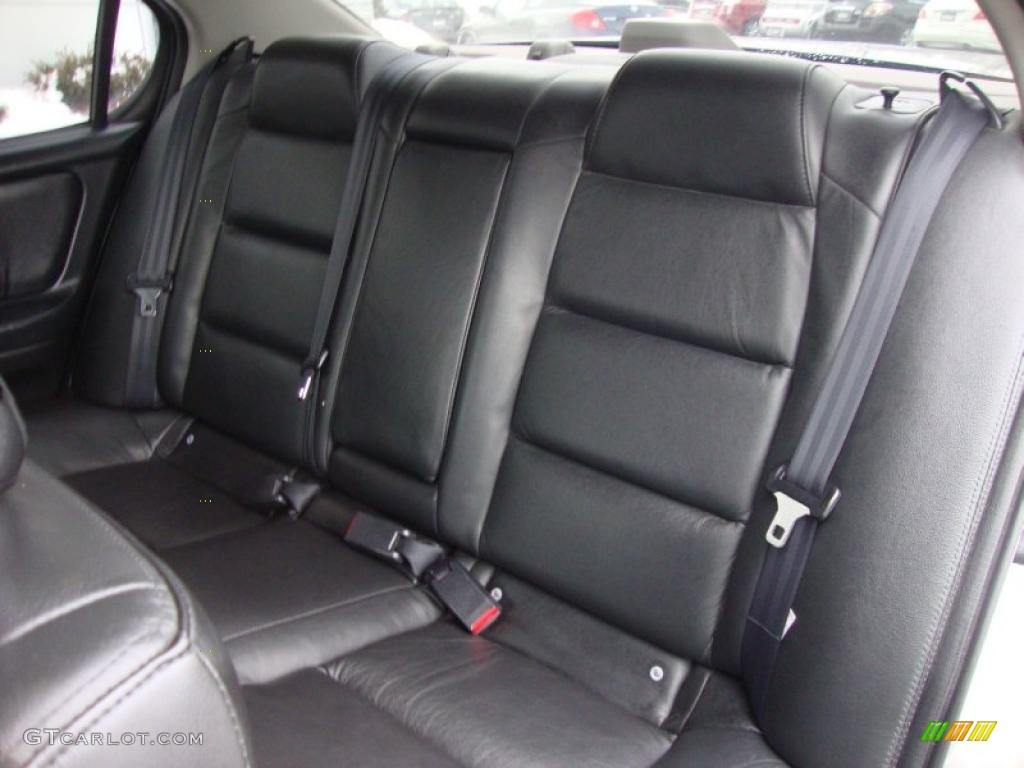 Black Interior 2002 Nissan Maxima Gle Photo 44264168