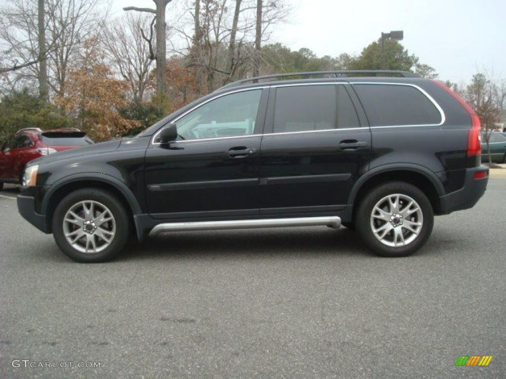 Black 2004 Volvo XC90 T6 AWD Exterior Photo #44272164 ...