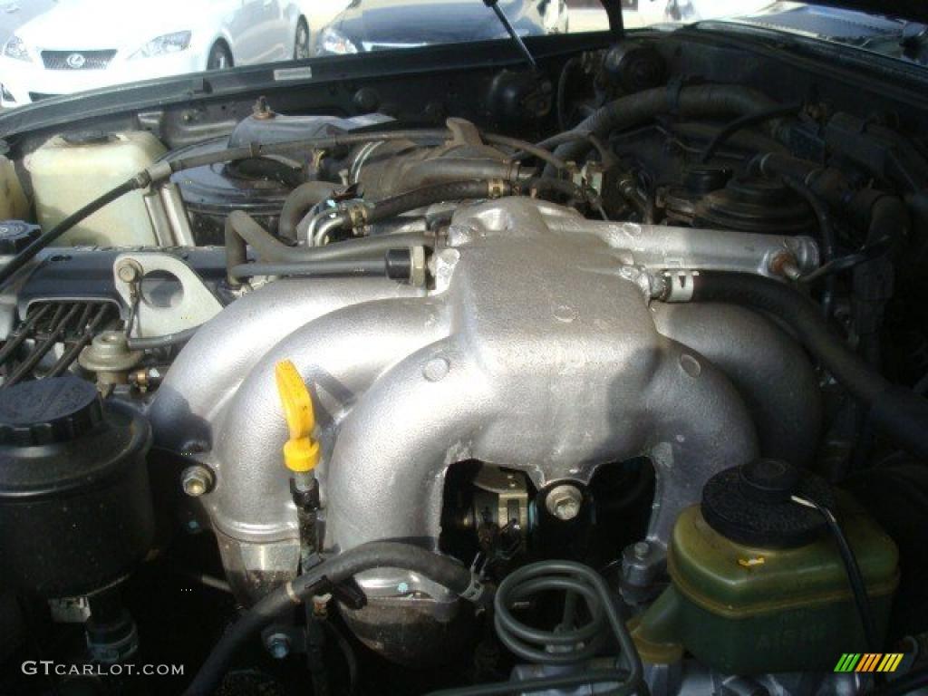 Toyota Vin Decoder >> 1996 Toyota Land Cruiser Standard Land Cruiser Model 4.5 ...