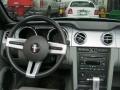 2007 Satin Silver Metallic Ford Mustang V6 Premium Convertible  photo #4