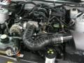 2007 Satin Silver Metallic Ford Mustang V6 Premium Convertible  photo #13