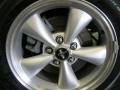 2007 Satin Silver Metallic Ford Mustang V6 Premium Convertible  photo #33