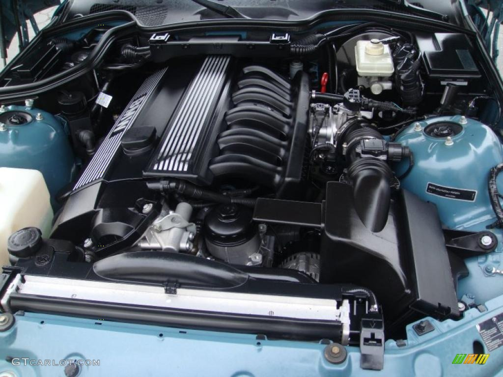 Service Manual How Do Cars Engines Work 1997 Bmw Z3