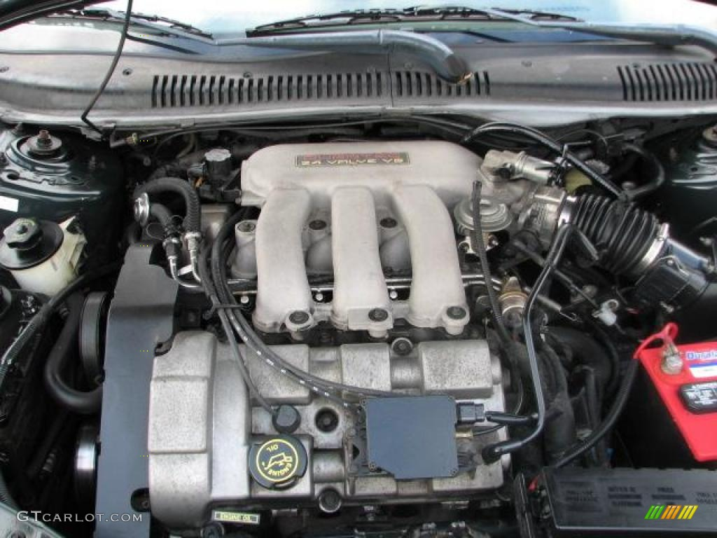 2000 ford contour v6 engine diagram 1998 ford taurus v6 engine diagram 1998 ford taurus se 3.0 liter dohc 24-valve v6 engine ... #12