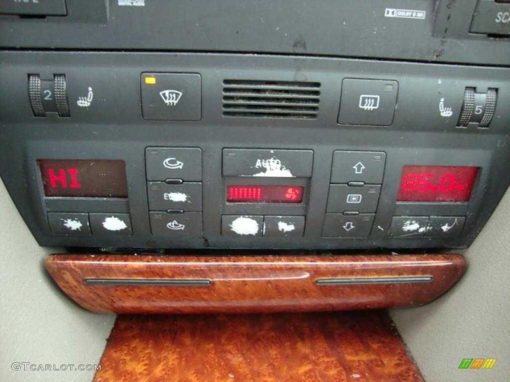 2003 audi a6 3 0 quattro avant controls photo 44344930. Black Bedroom Furniture Sets. Home Design Ideas