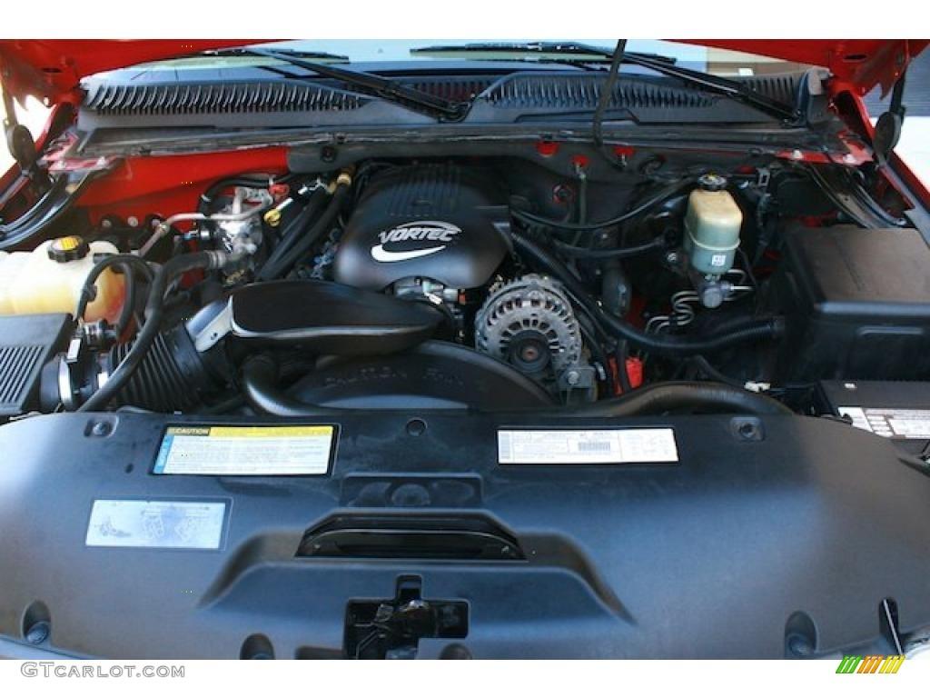 2001 Chevrolet Suburban 1500 Lt 5 3 Liter Ohv 16