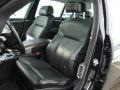 Black 2002 BMW 7 Series 745Li Sedan Interior