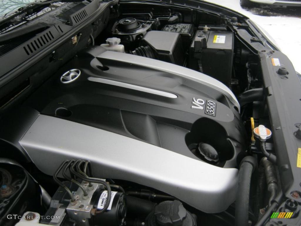 2006 Hyundai Santa Fe Gls 3 5 3 5 Liter Dohc 24 Valve V6 Engine Photo 44357106 Gtcarlot Com