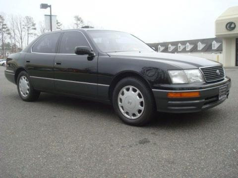 1995 lexus ls data info and specs. Black Bedroom Furniture Sets. Home Design Ideas