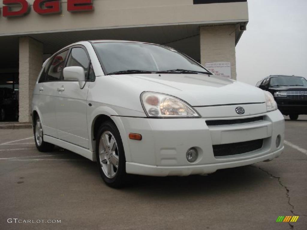 2003 white pearl suzuki aerio sx sport wagon 44316398 gtcarlot com car color galleries gtcarlot com