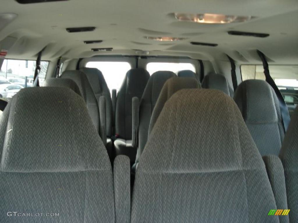 Medium Flint Grey Interior 2006 Ford E Series Van E350 Xlt