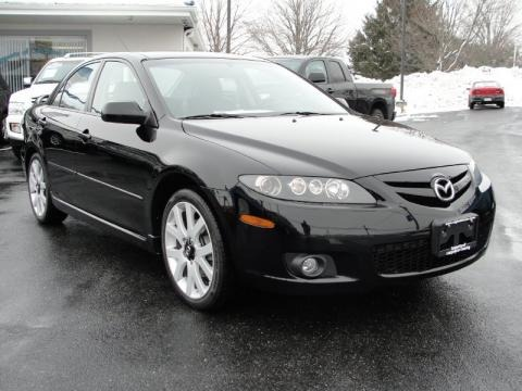 2008 Mazda Mazda6 S Grand Touring Sedan Data Info And Specs