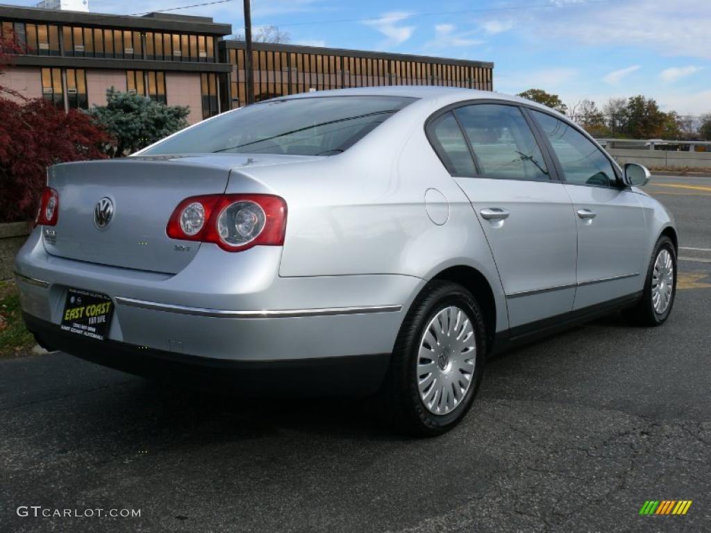 Reflex silver metallic 2007 volkswagen passat 2 0t sedan exterior photo 44405730 gtcarlot com