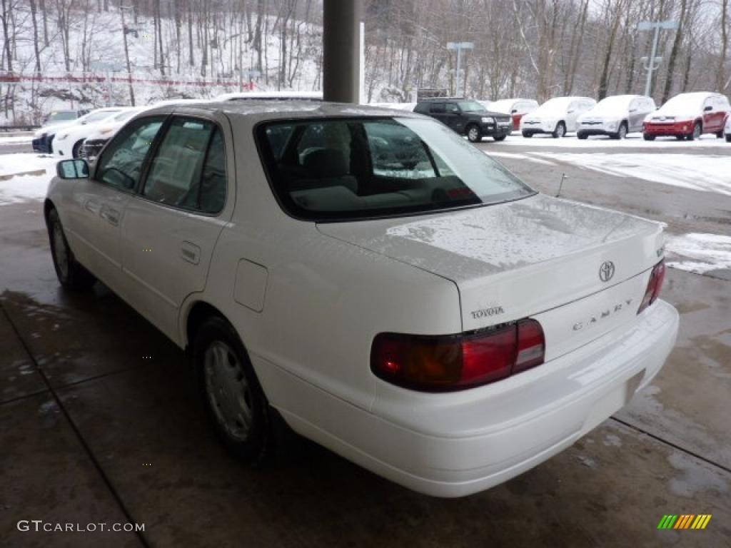 1996 super white toyota camry xle v6 sedan 44394578 photo 4 gtcarlot com car color galleries gtcarlot com