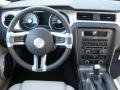 2011 Ford Mustang Stone Interior Dashboard Photo