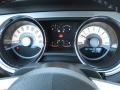 2011 Ford Mustang Stone Interior Gauges Photo