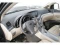 Desert Beige Prime Interior Photo for 2008 Subaru Tribeca #44462498