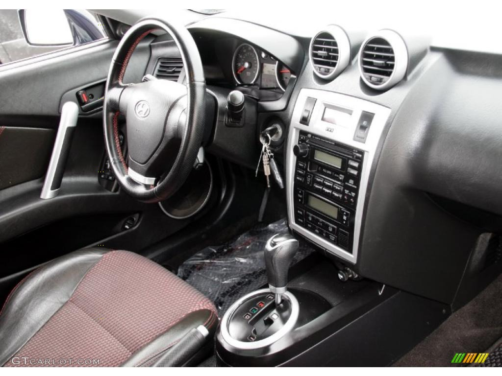 2006 Hyundai Tiburon Gt Interior Photo 44462873