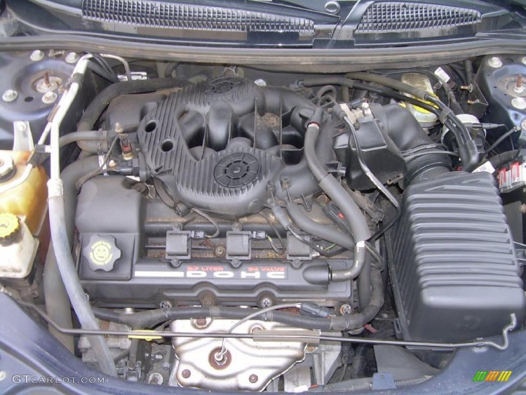 on 1996 Chrysler Sebring Specs